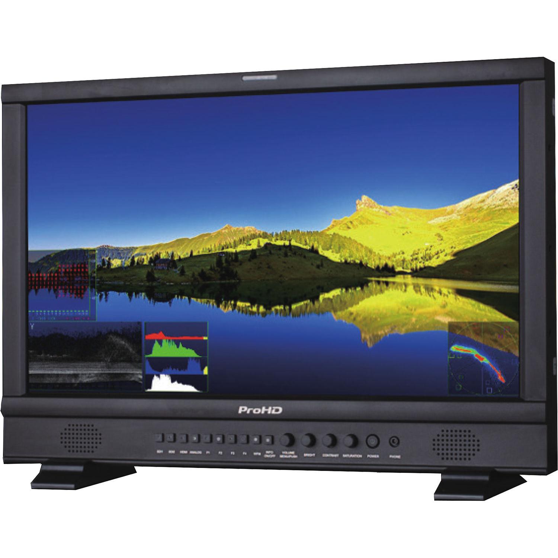 ProHD 23.8-INCH FULL HD SDI/HD
