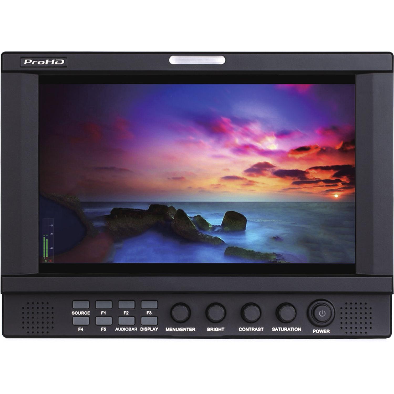 ProHD 9-INCH FULL HD 3GSDI & H