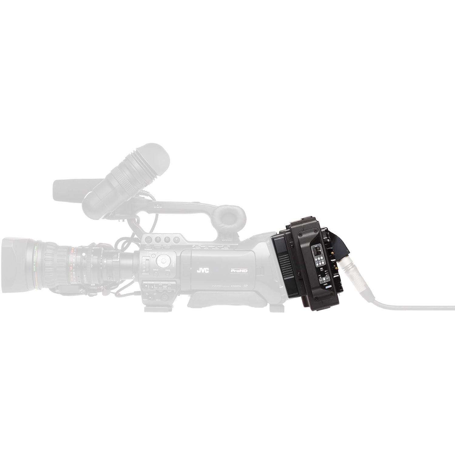 MULTIDYNE CAMERA BACK FIBER TR