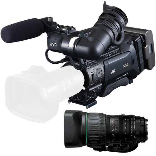 ProHD SHOULDER CAMCORDER (w/CA