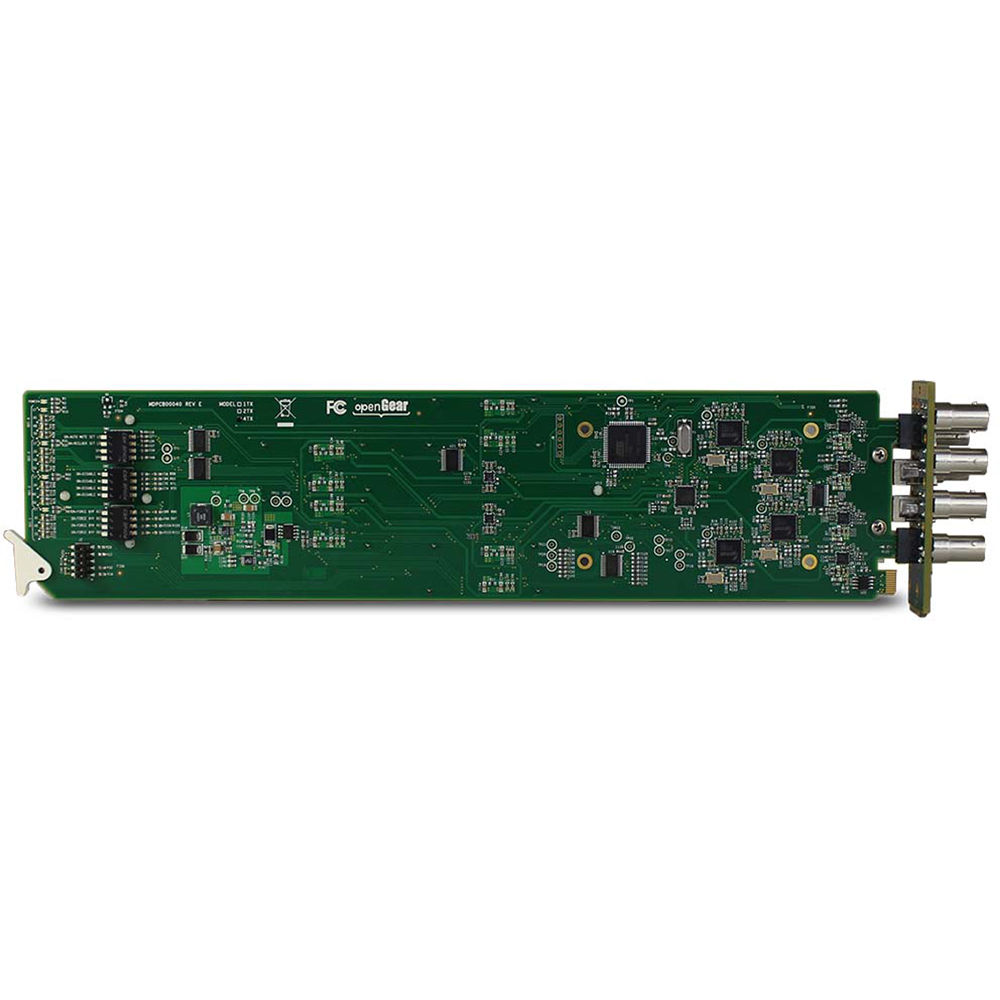 JVC Rear I/O Module for HD-430