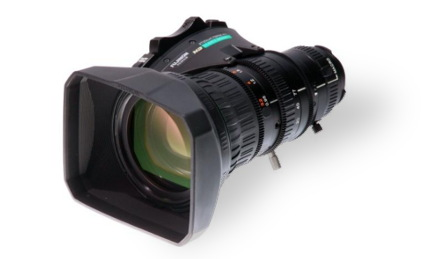 FUJINON 20x 4.7mm HD ENG LENS