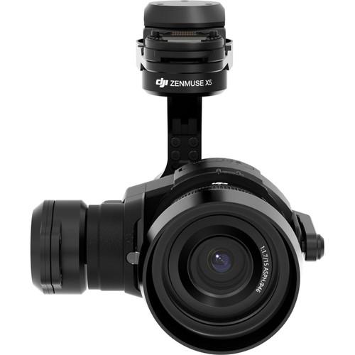DJI Zenmuse X5 Camera and 3-Ax
