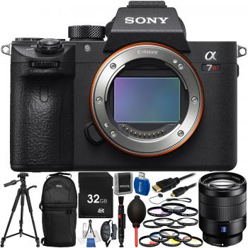 Sony A7R III + 24-70mm Lens Ac