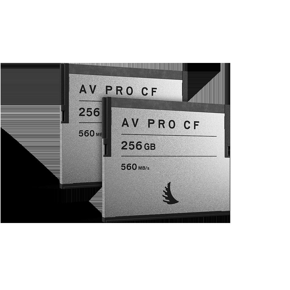 Angelbird AVpro CFast 256GB (2 Pack)