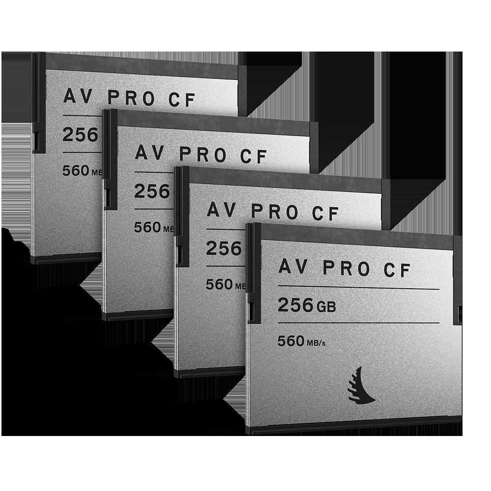 Angelbird AVpro CFast 256GB (4