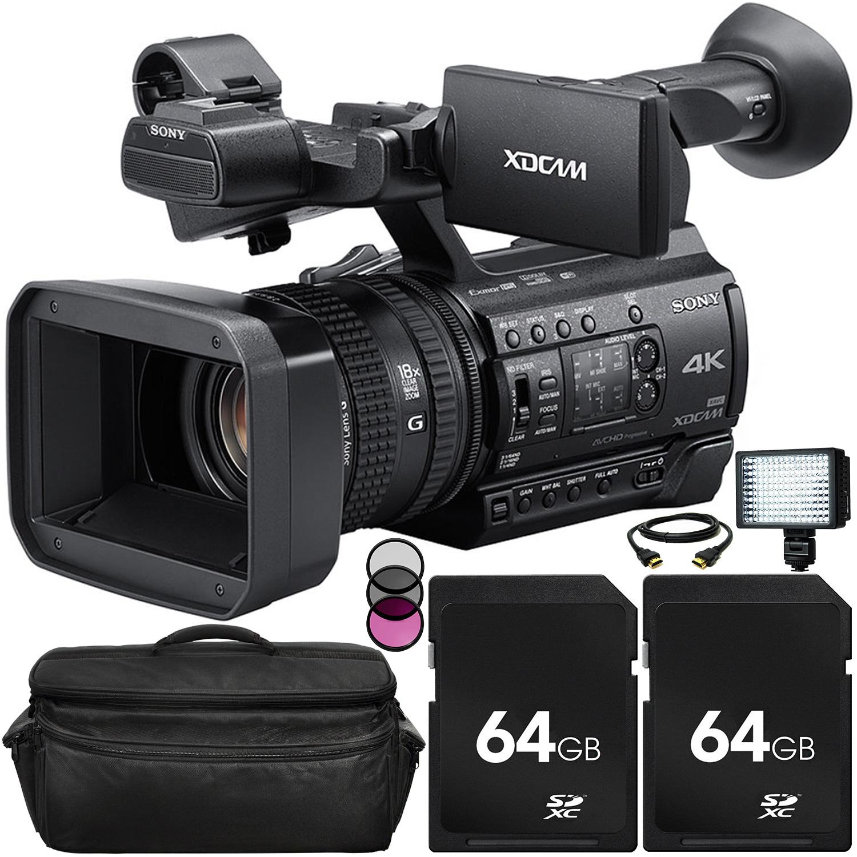 Sony PXW-Z150 4K XDCAM Camcord