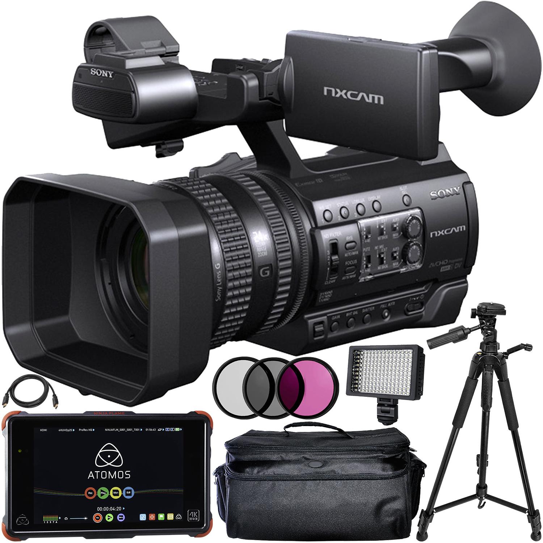 Sony HXR-NX100 HD NXCAM Camcor