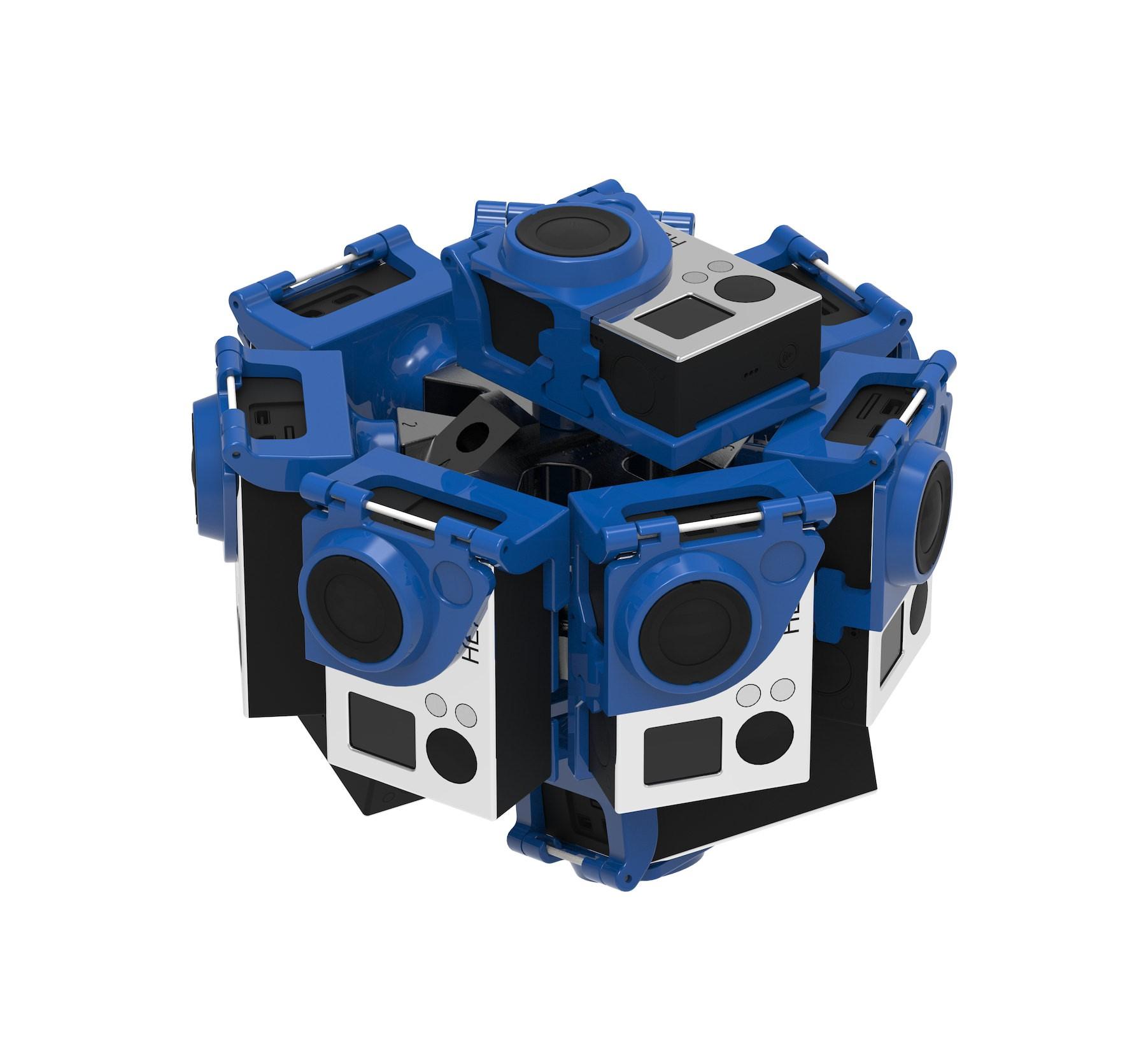 360Rize Pro10HD v2 VR 360? Vid