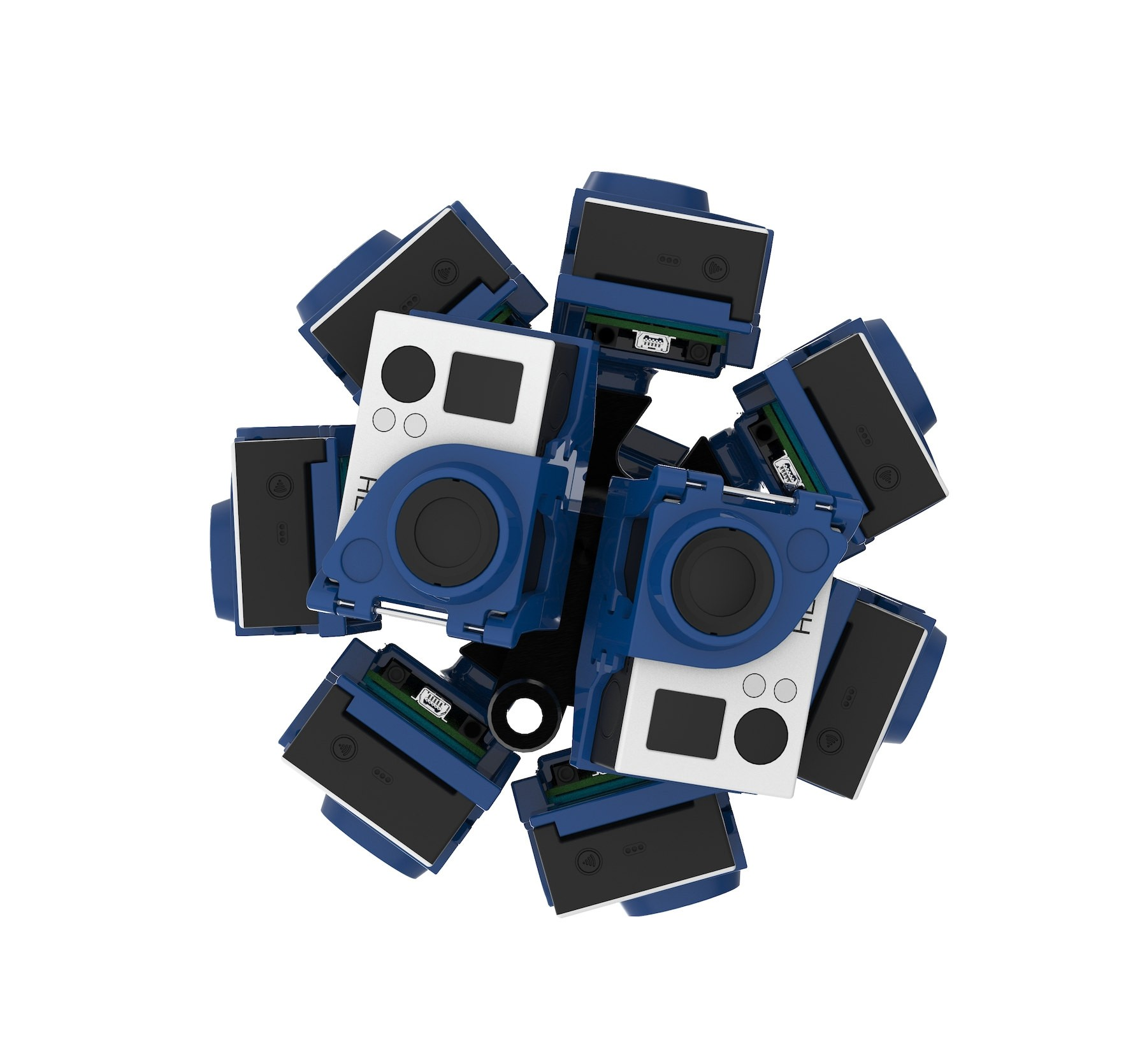 360Rize Pro10HD Bullet360 Sync