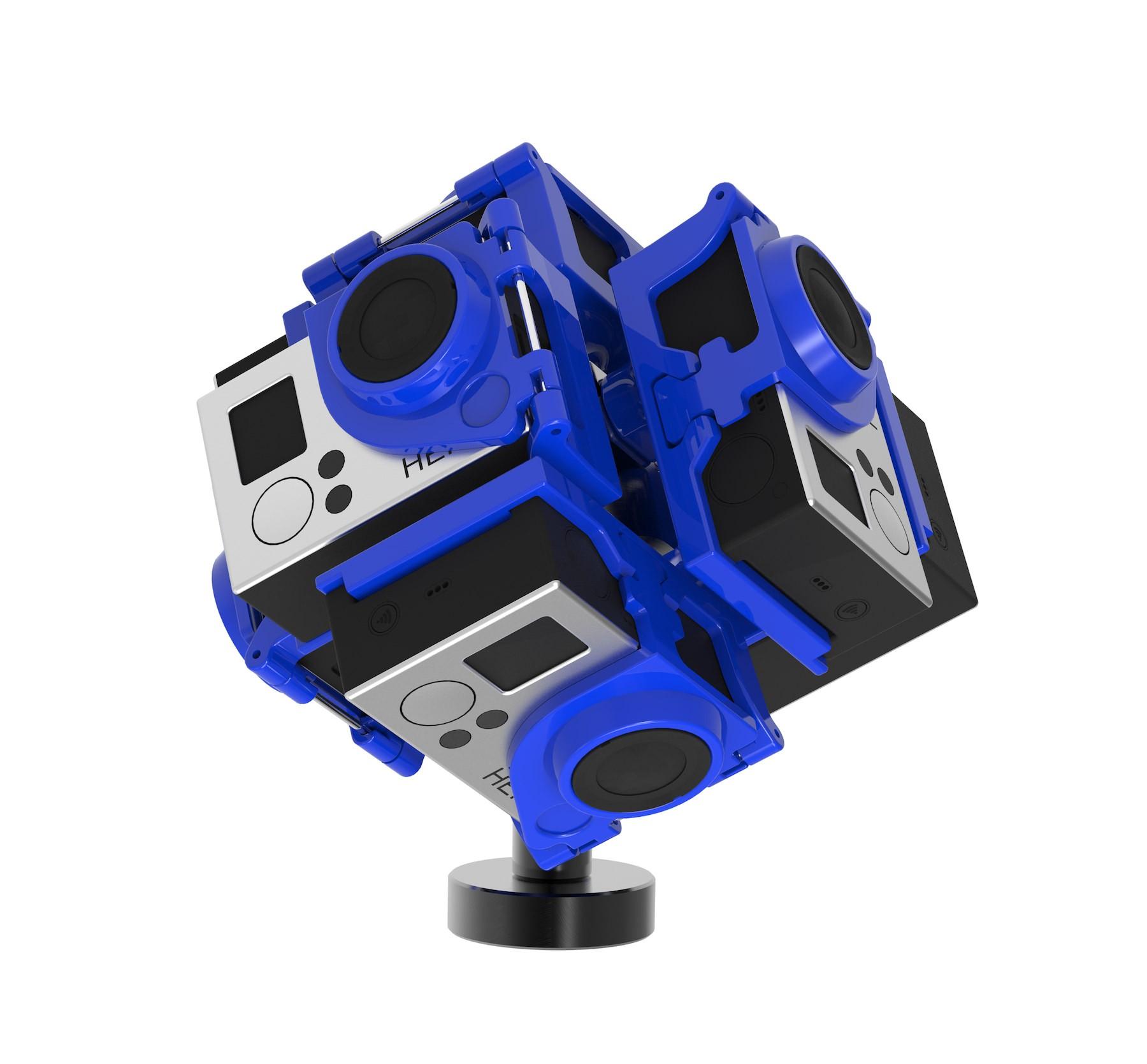 360Rize Pro6 v2 VR 360? Video