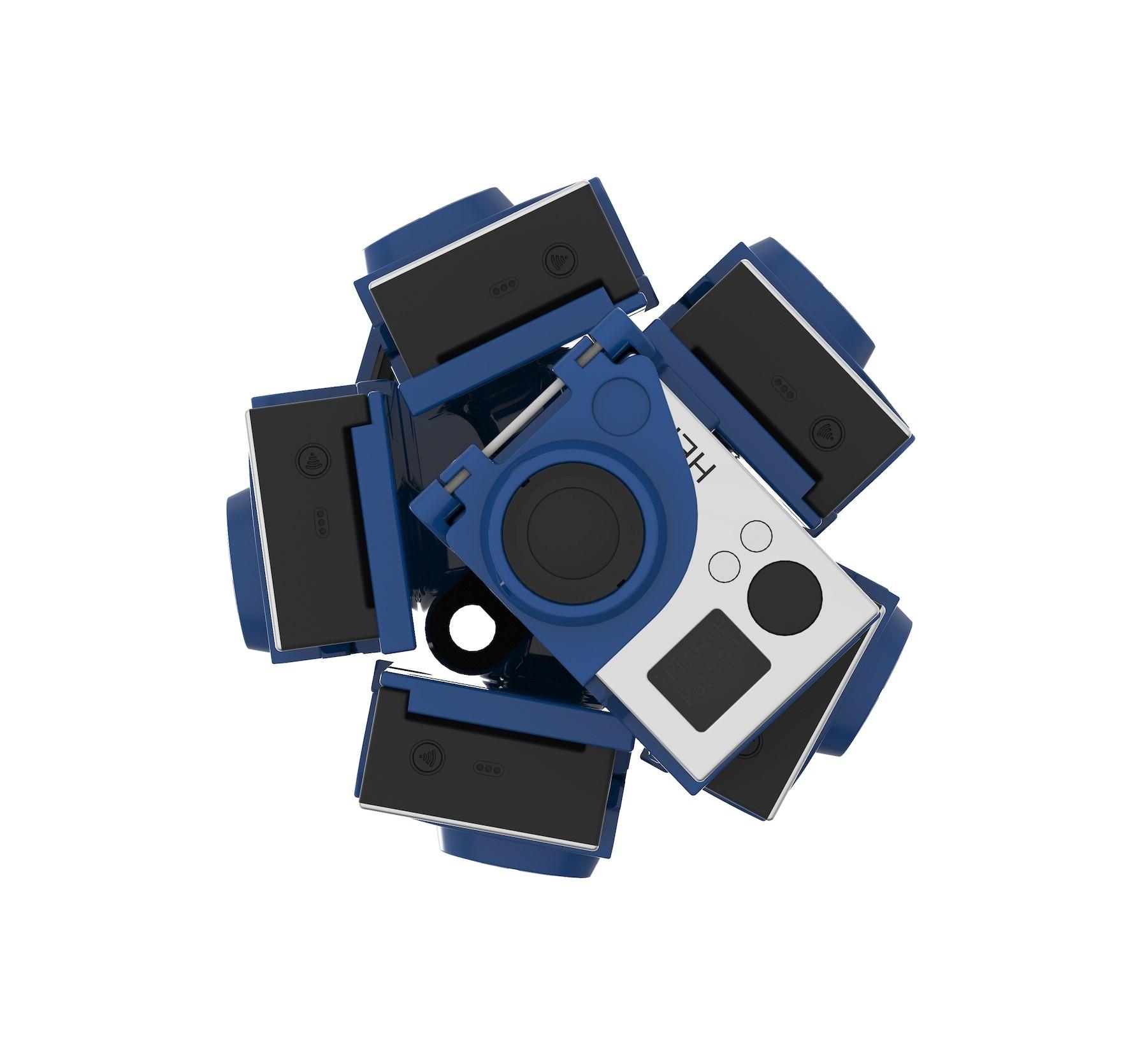 360Rize Pro7 v2 VR 360? Video
