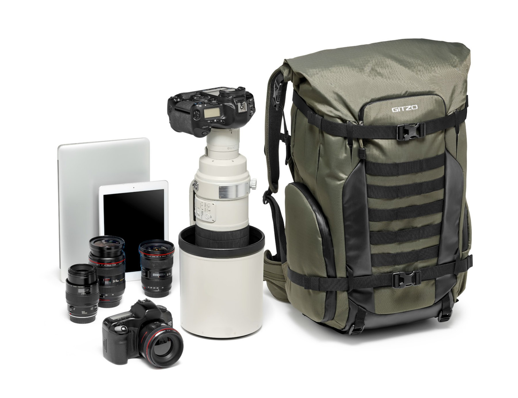 Gitzo Adventury 45L camera bac