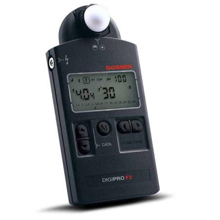 Gossen Light Meter Digipro F2