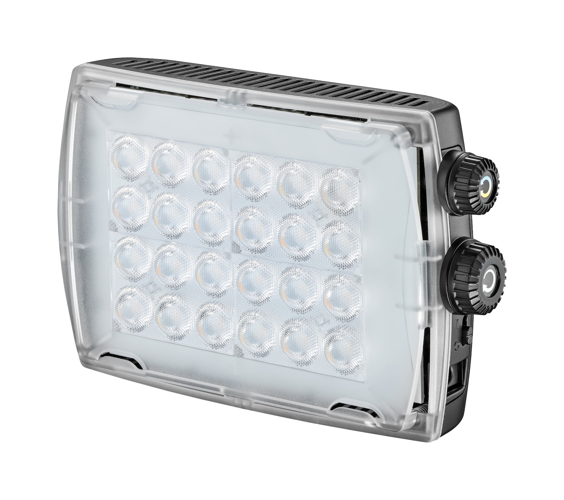 LED Light CROMA2 with Gel Diff