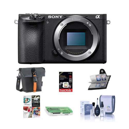 Sony Alpha a6500 Mirrorless Di