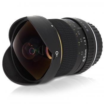 Ultimaxx 6.5mm f/3.5 HD Aspher