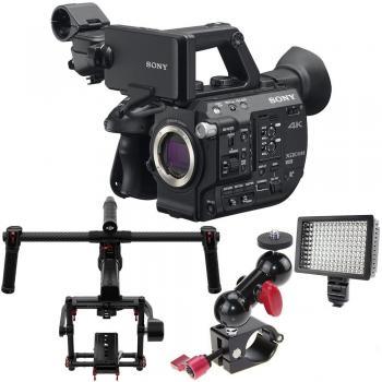 Sony PXW-FS5 XDCAM Super 35 Ca