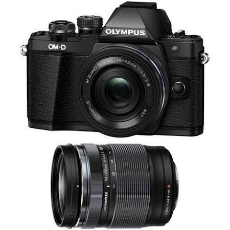 Olympus E-M10 Mark II Digital Camera with 14-150mm Lens