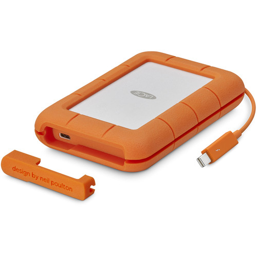 LaCie 1TB Rugged Thunderbolt E