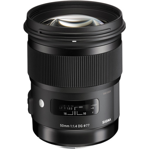 Sigma 50mm F1.4 Art DG HSM For Sony (A mount)