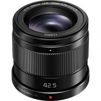 Image of Panasonic Lumix G 42.5mm F/1.7 ASPH. POWER O.I.S. Lens