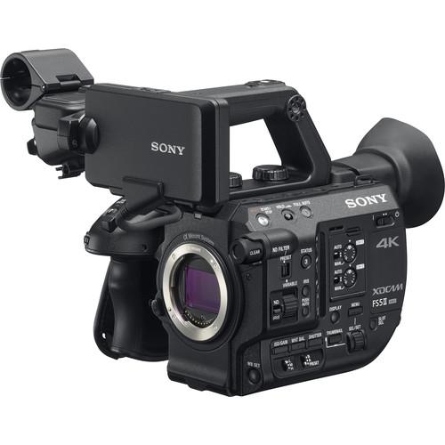 Sony PXW-FS5M2 4K XDCAM Super3