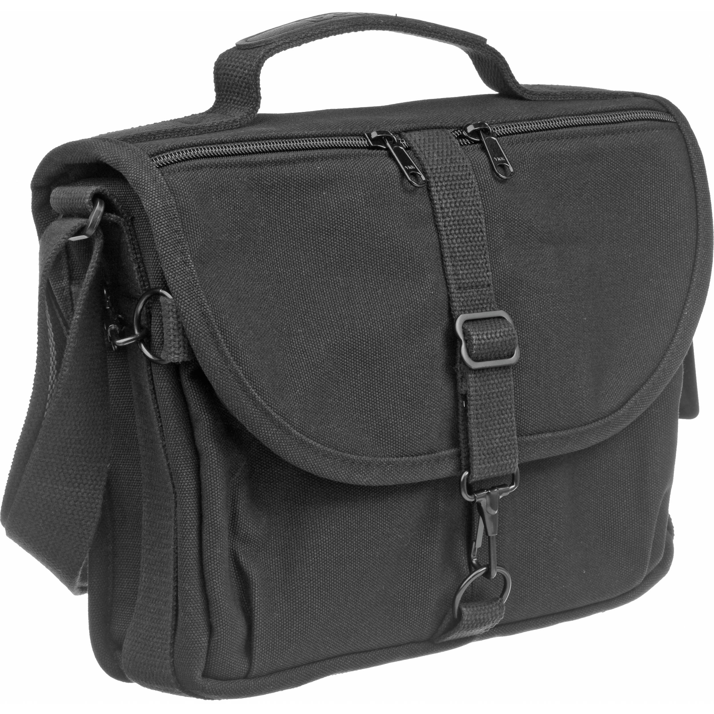 DOMKE F-803 CAMERA SATCHEL/BLA