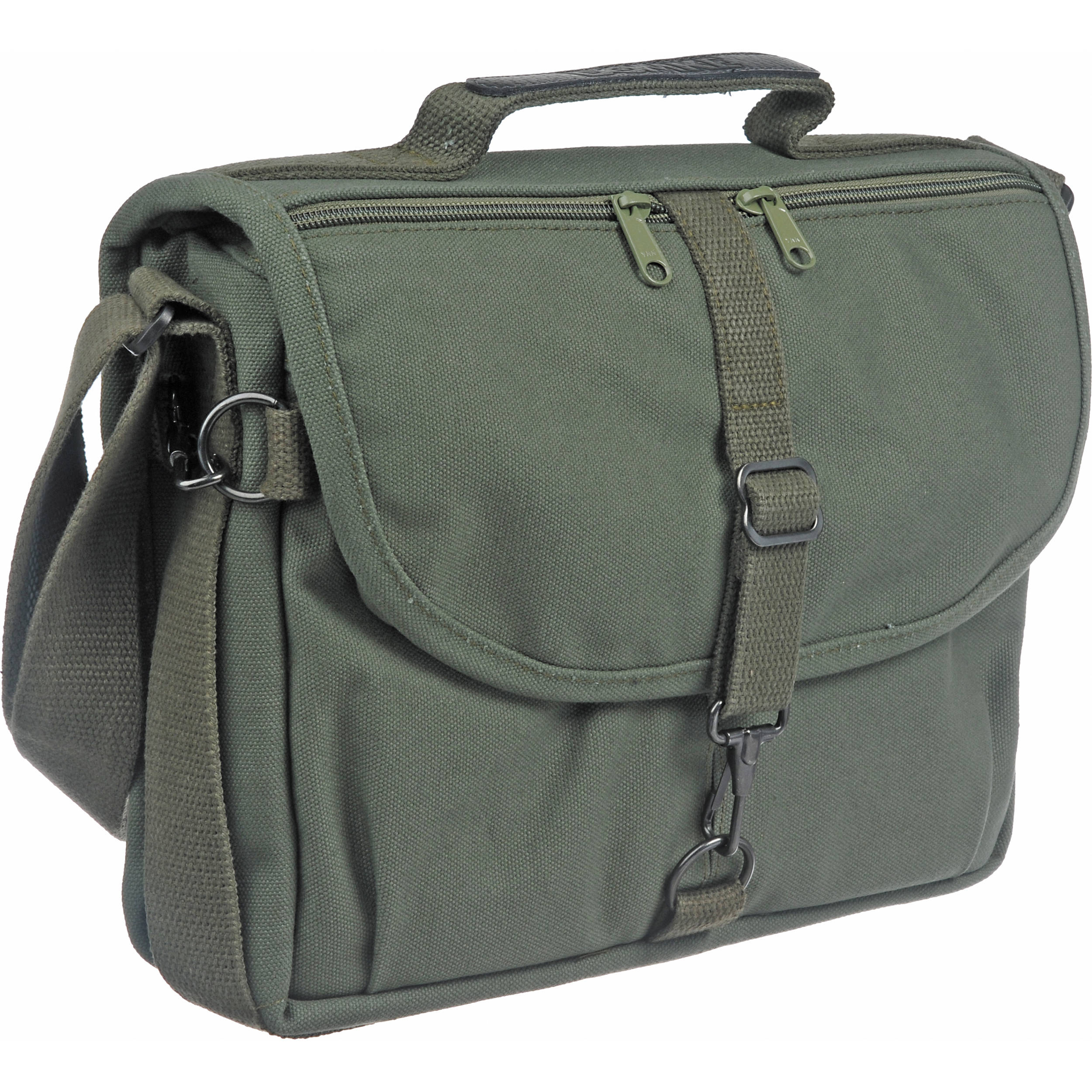 DOMKE F-803 CAMERA SATCHEL/OLI
