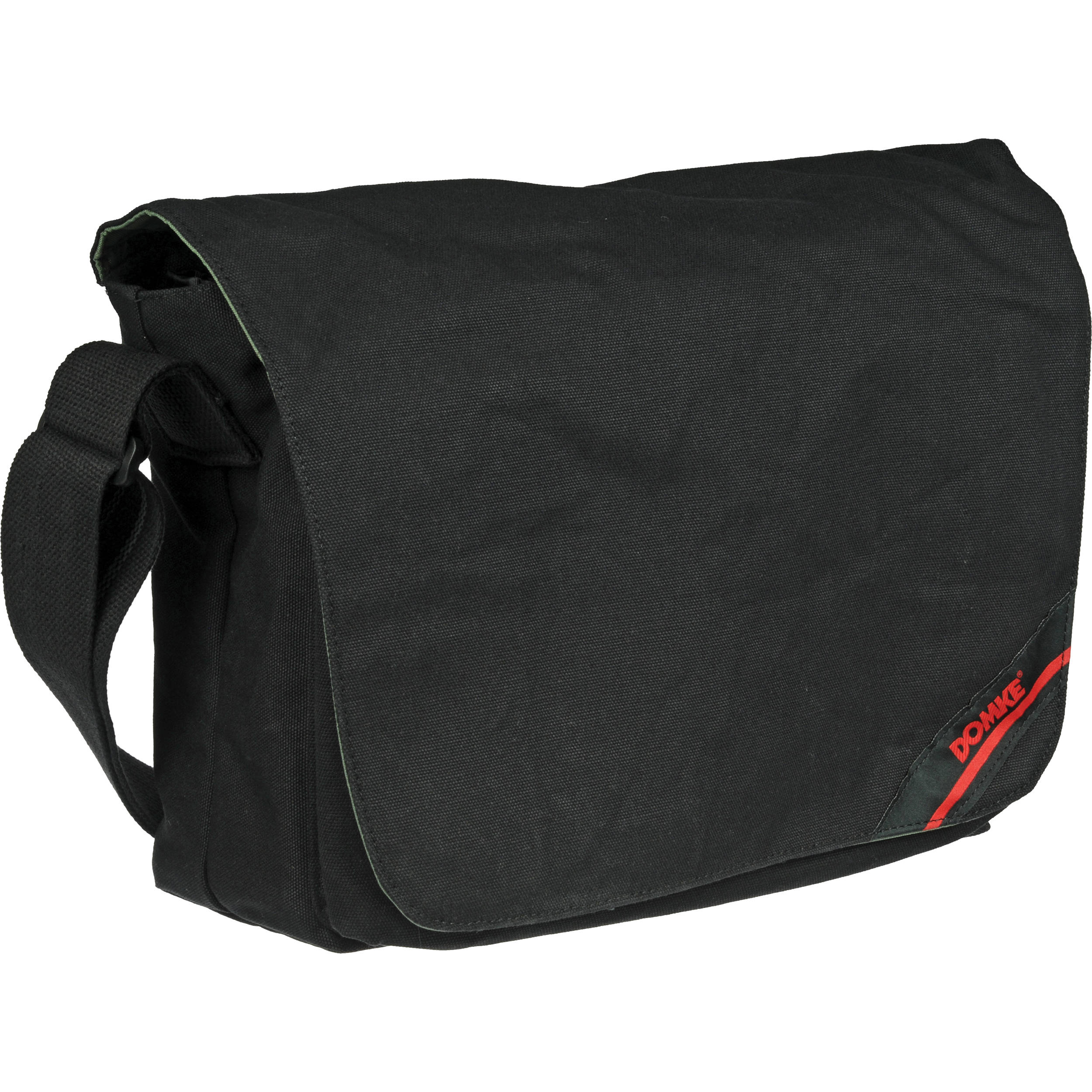 DOMKE MED MESS BAG - BLK CANVA