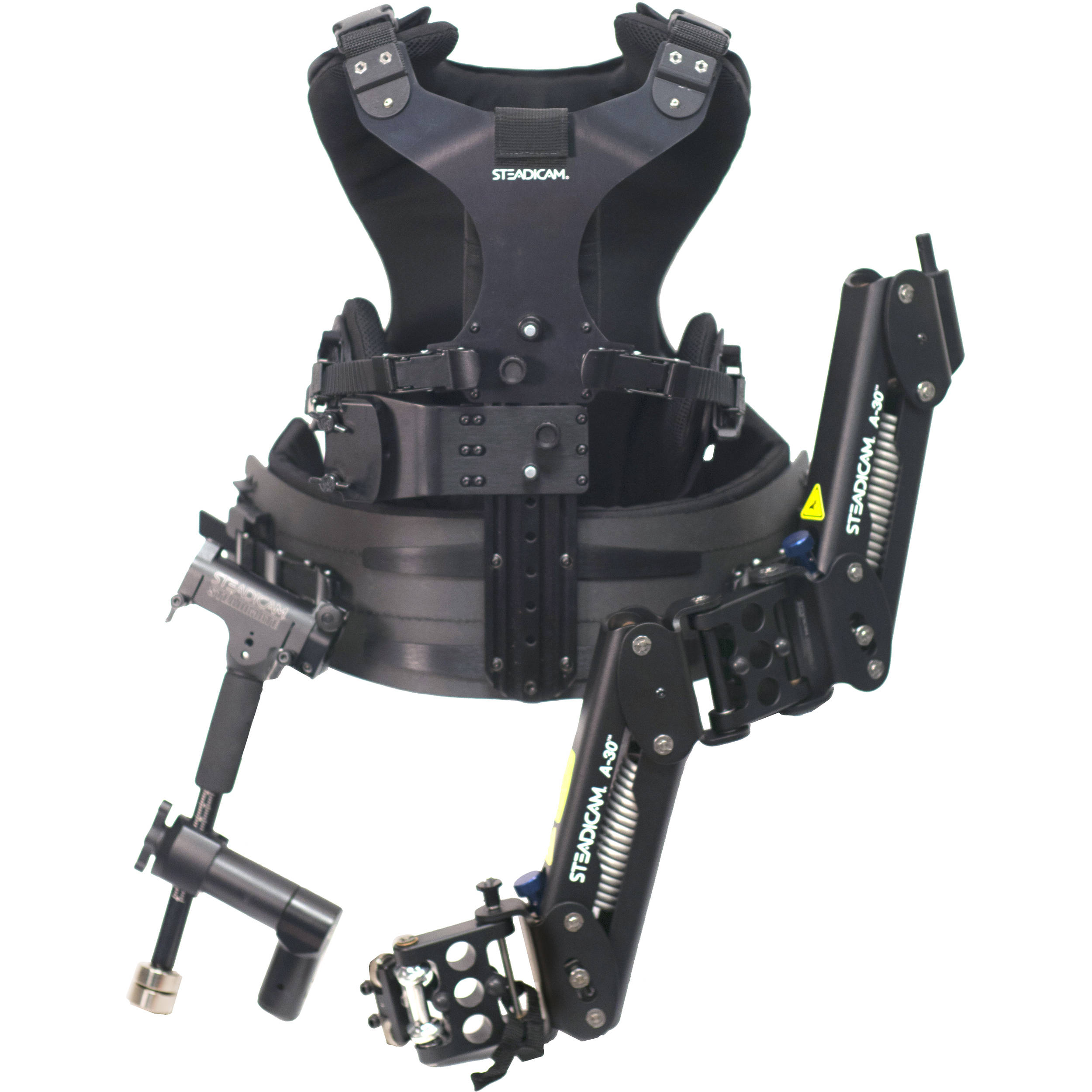 Steadimate A-30 Arm & Vest Kit