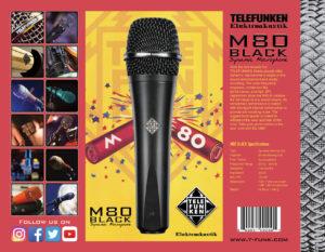 Telefunken M80 Custom Handheld