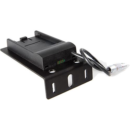 Bolt TX / RX Batt plate for Canon LP-E6 7.4V Cable Length: 7in / 17cm