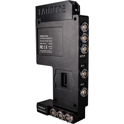 Teradek RT Latitude-SK Receiver Module for RED DSMC2 Cameras (3-axis)