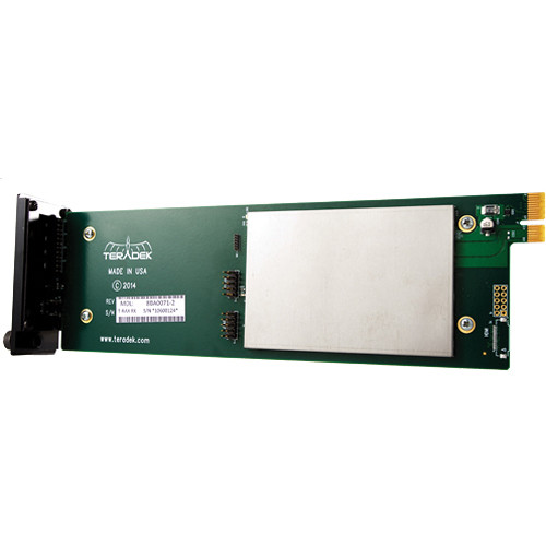T-RAX Encoder Card