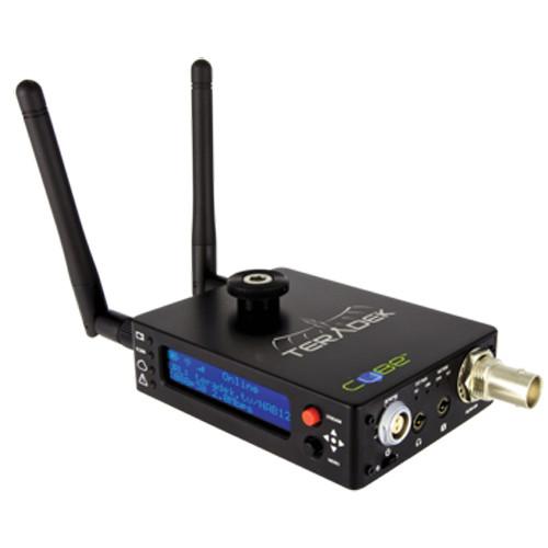 Cube 155 HD-SDI Encoder 10/100 USB 2.4/5.8GHz