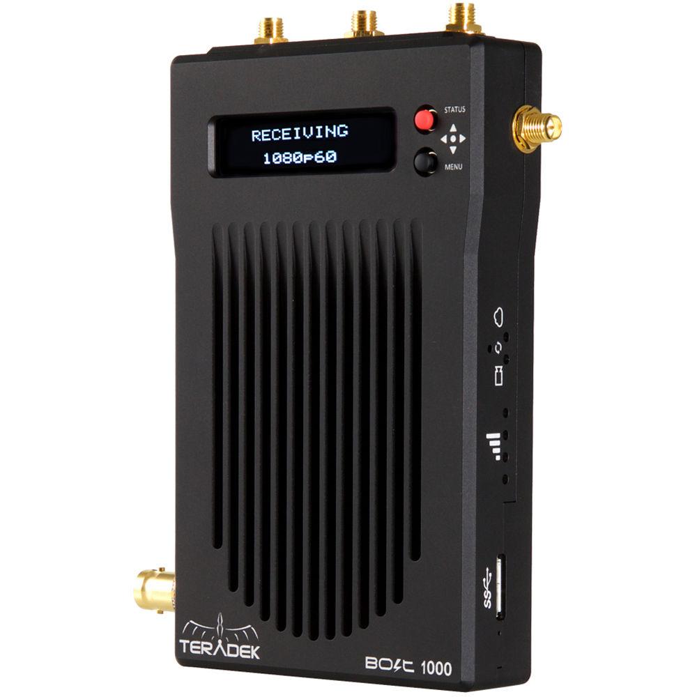 Bolt 957 Bolt 1000 HD-SDI Wire