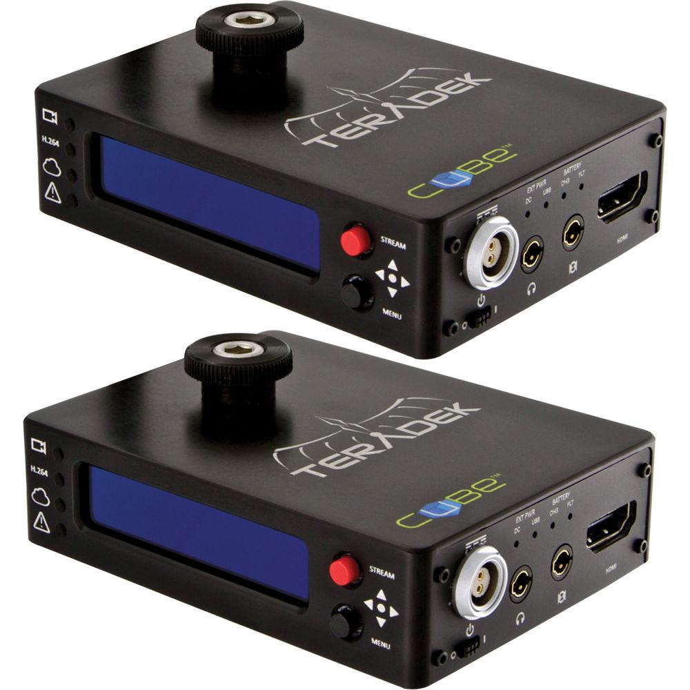 Cubelet 205/405 HDMI Encoder/D