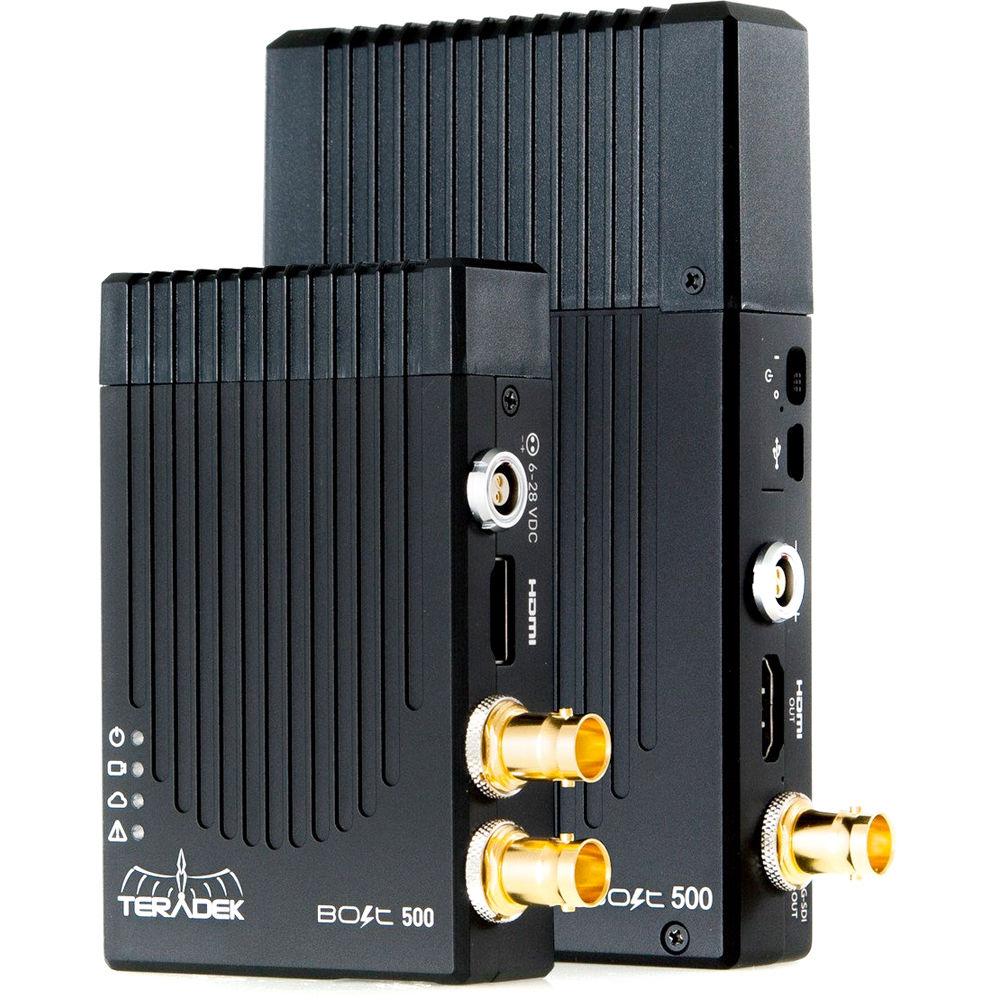 Bolt 935 Bolt 500 SDI/HDMI TX/