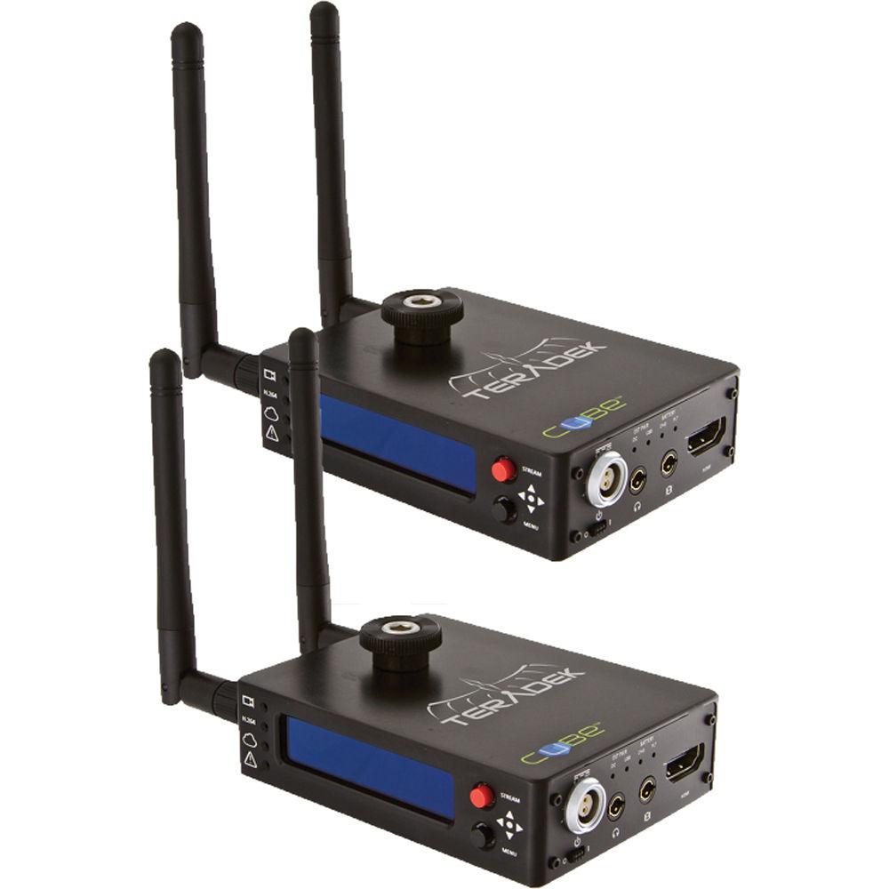 Cubelet 255/455 HDMI Encoder/D