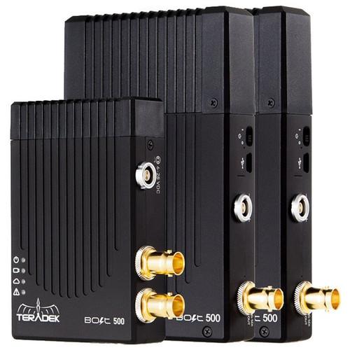 Bolt 928 Bolt 500 HD-SDI TX/2R