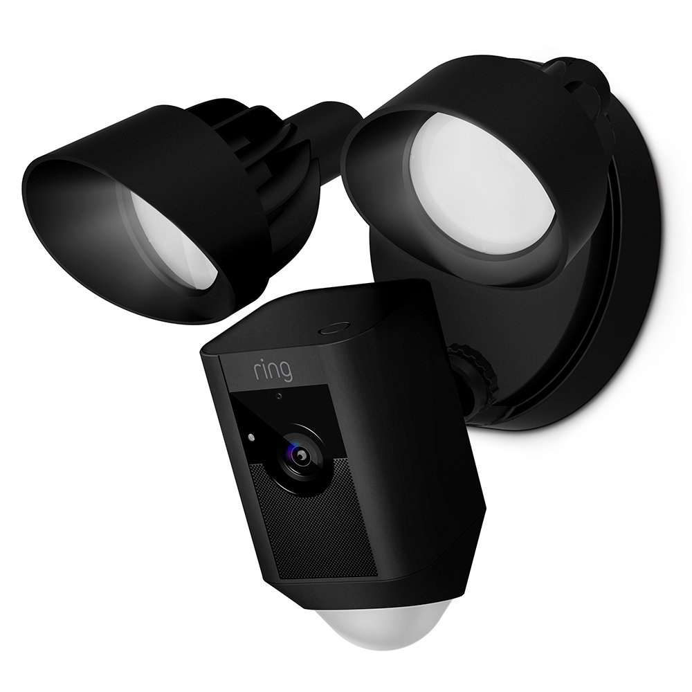 Ring Floodlight Cam (Black)