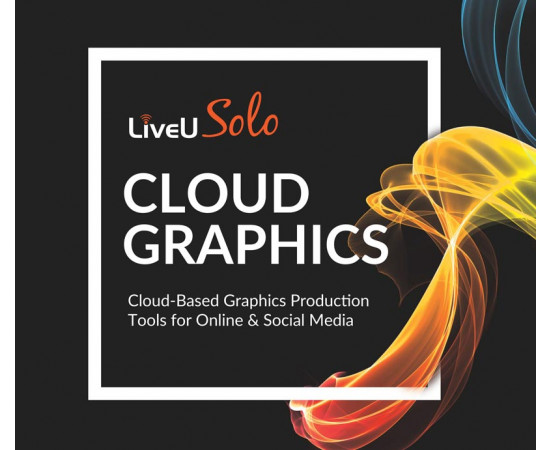 LiveU Solo Cloud Graphics Adva