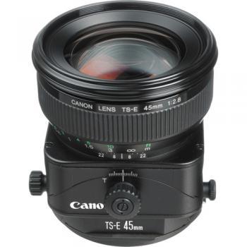 Compare Prices Of  Canon TS-E 45mm F/2.8 Tilt-Shift Lens