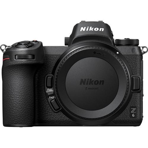 Nikon Z6 Mirrorless Digital Ca