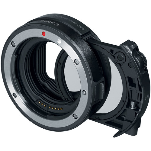 Canon Drop-In Filter Mount Ada
