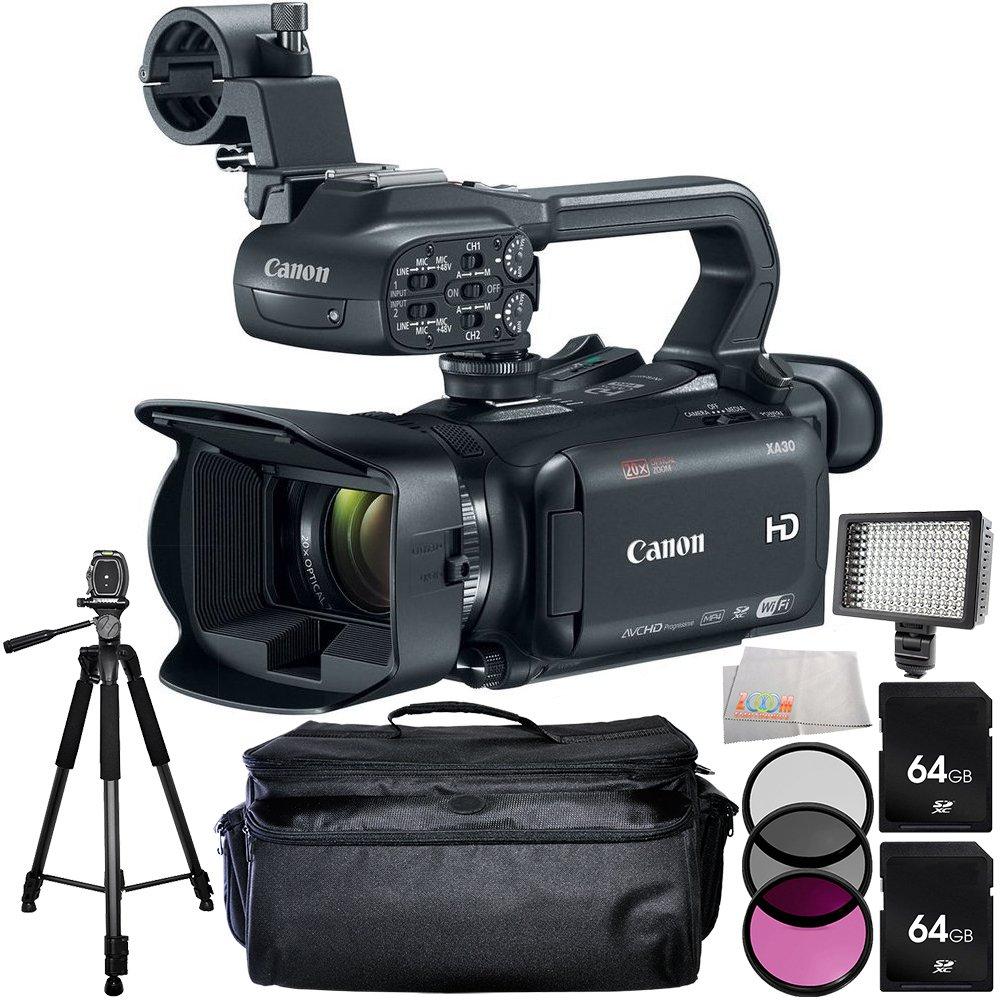 Canon XA30-E Professional Camc