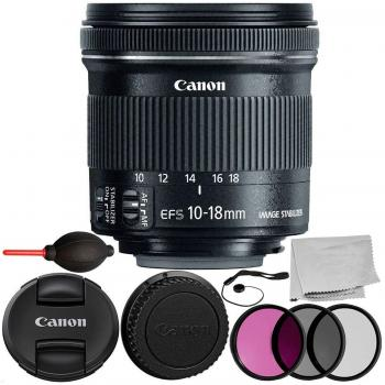 Canon EF-S 10-18mm f/4.5-5.6 I