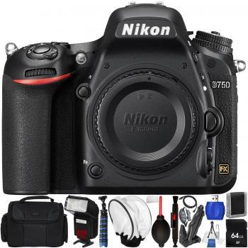 Nikon D750 DSLR Camera (Body O