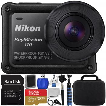 Nikon KeyMission 170 4K Action